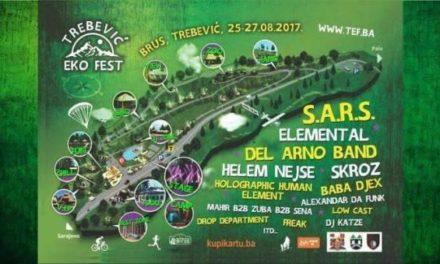 Trebević Eko Fest od 25. do 27. avgusta