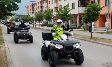 """""""Šumski duh"""" prodefilovao kroz Istočno Sarajevo"""
