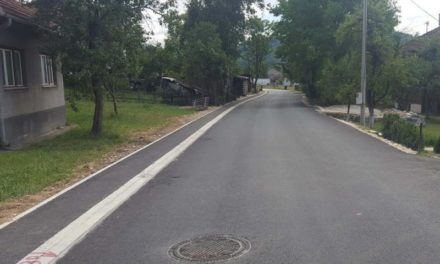 Završena rekonstrukcija Gatačke ulice