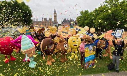 """Emoji film"" ušao u Guinnessovu knjigu rekorda"