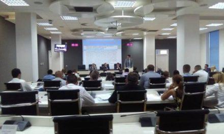 Skupština Grada razmatrala informaciju o stanju bezbjednosti na području grada