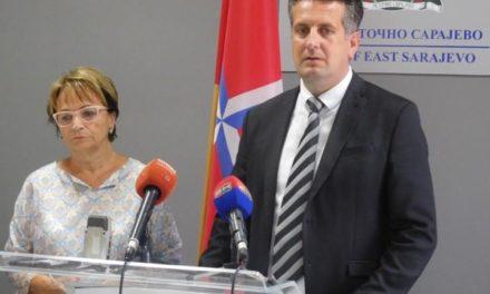 Doris Pak u Istočnom Sarajevu