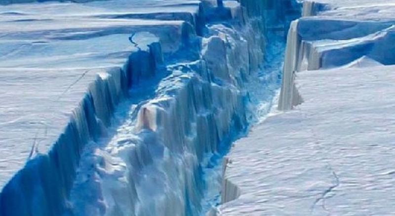 Ledeni brijeg četiri puta veći od Londona odvojio se od Antarktika