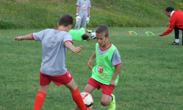 """IX Internacionalni fudbalski kamp Crvene Zvezde """"Jahorina 2017"""" – otvoreni trening"""