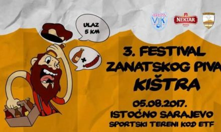 """U Lukavici 3. Festival zanatskog piva """"Kištra"""""""