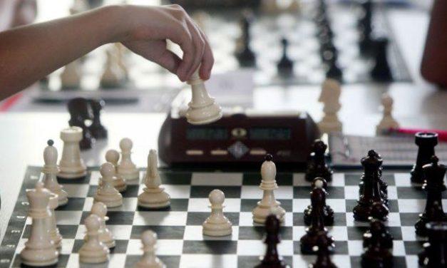 Prvo pojedinačno prvenstvo Grada u šahu
