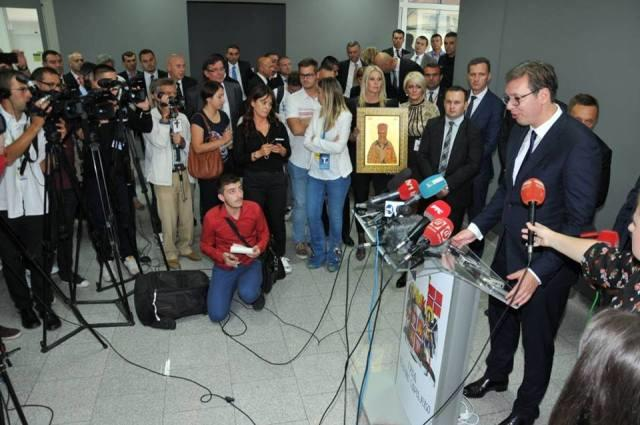 Podrška Srbije Istočnom Sarajevu