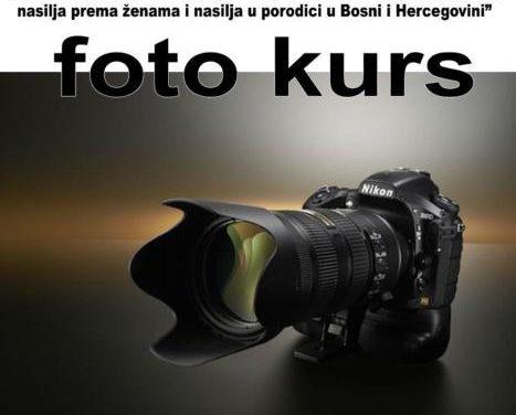 Besplatan foto kurs za srednjoškolce Istočnog Sarajeva.