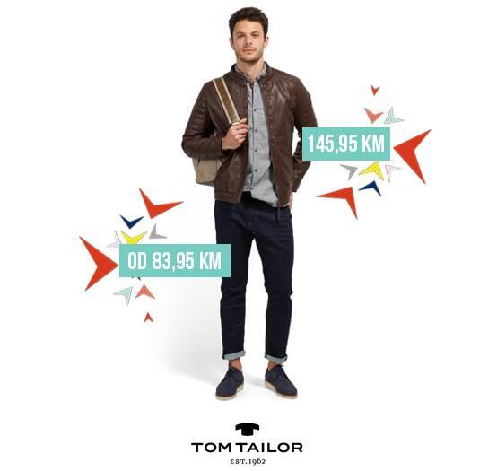 Tom Tailor novi modeli