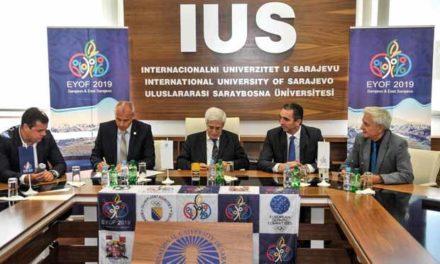Potpisan sporazum o saradnji – EYOF 2019