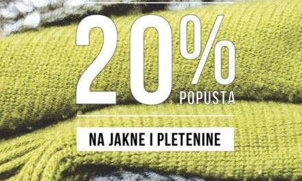 Tom Tailor popust 20%