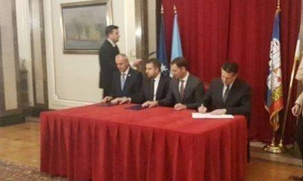 Potpisan Sporazum o saradnji između Beograda, Istočnog Sarajeva i Sarajeva