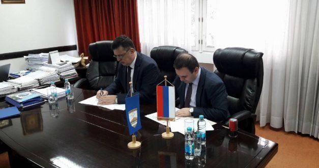 Potpisan ugovor o korišćenju donacije od milion evra Vlade Srbije