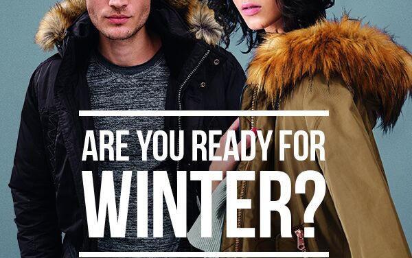 Nemojte dopustiti da vas iznenadi zima, nego Tom Tailor!