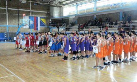 Počela Prva košarkaška mini liga Istočno Sarajevo