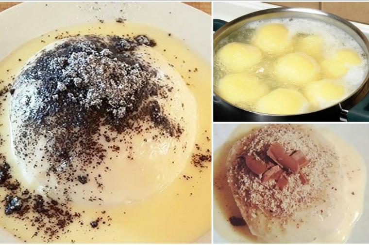 Germ knedla praznični kolač – bečki specijalitet