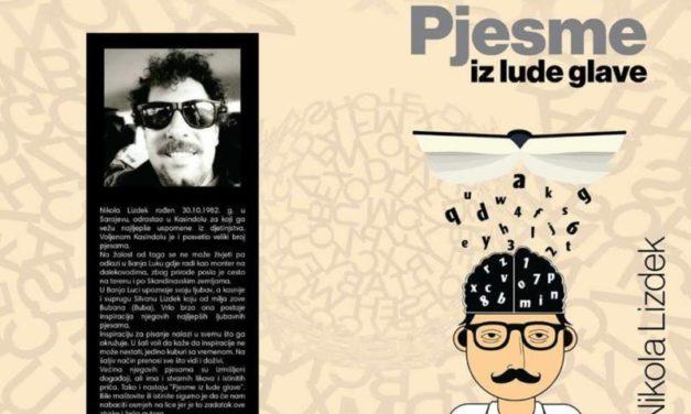 "Promocija knjige ""Pjesme iz lude glave"