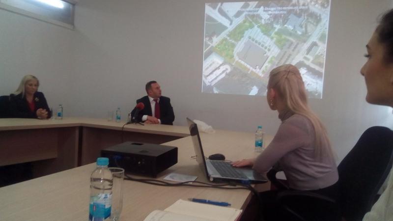 Objavljen Tender za izgradnju Trga Republike Srbije u Istočnom Novom Sarajevu