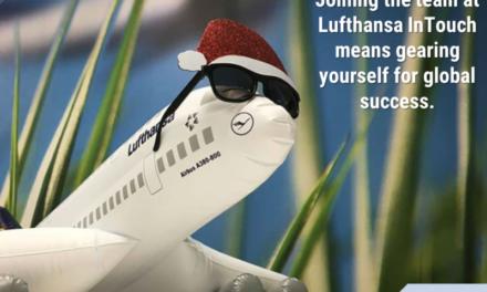 Ako tražite posao, dođite na Lufthansa InTouch Open Day!