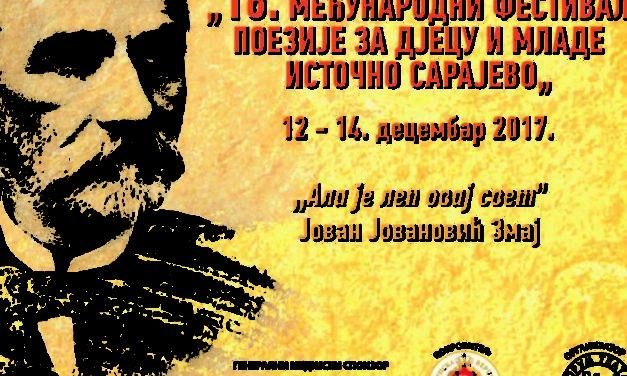 Sutra počinje Festival originalnog i savremenog  pjesničkog stvaralaštva za djecu