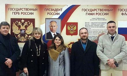 Delegacija UIS-a posjetila univerzitet u Voronježu u Rusiji