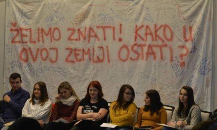 Održana Konferencija predstavnika rukovodstva Mreže Savjeta/Vijeća učenika BiH