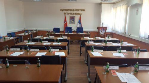 U utorak sjednica Skupštine opštine Istočna Ilidža