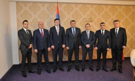 Posjeta delegacije Južne Osetije Istočnom Novom Sarajevu