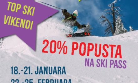 Jahorina – Top ski vikend
