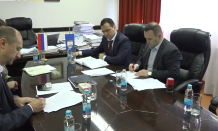 """Potpisan Memorandum o saradnji sa Udruženjem """"Progres"""" iz Sarajeva"""