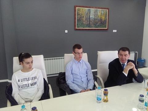 Katarina Krajišnik i Maksim Avramović uspjeh na Evropskom prvenstvu za kadete