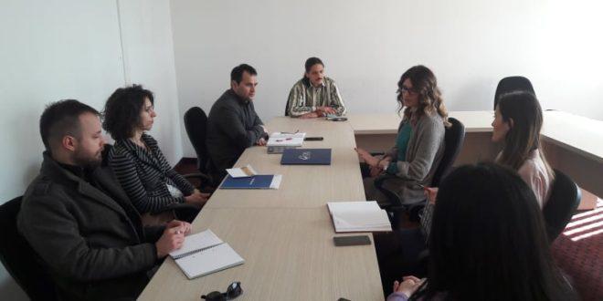"""Održan sastanak sa timom projekta """"PRO-Budućnost"""""""