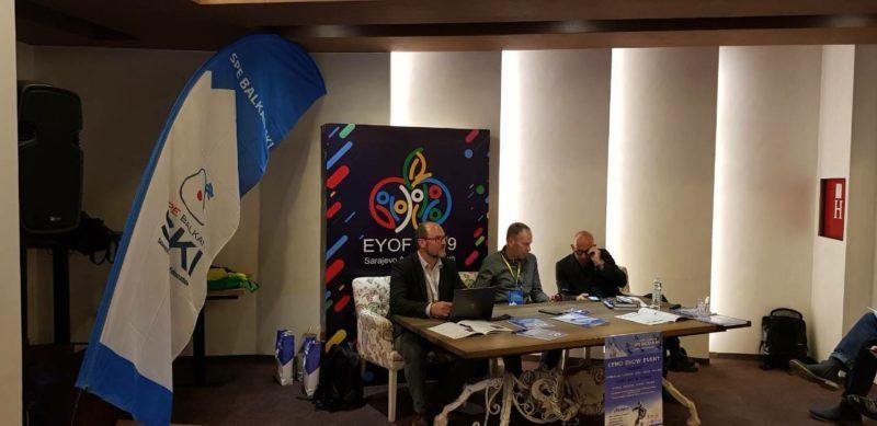 """Druga međunarodna konferencija """"SPE BALKANS SKI Borads meeting"""""""