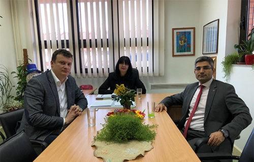 """Razgovarano o mogućnostima izgradnje fiskulturne sale u OŠ """"Petar Petrović Nјego"""