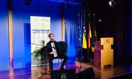 Stefan Ćeha predstavnik BiH nastupio u Berlinu