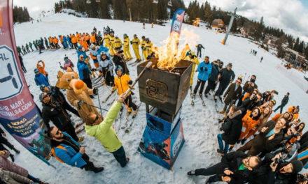 Križaj olimpijskom bakljom pokrenuo Festival 84!