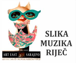 """Međunarodni festival umjetničkog stavaralaštva  """"ART EAST SARAJEVO"""""""