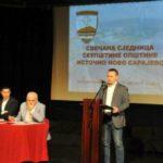 Održana Svečana sjednica Skupštine opštine Istočno Novo Sarajevo