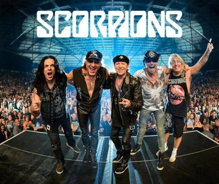 Scorpions u Beogradskoj Areni