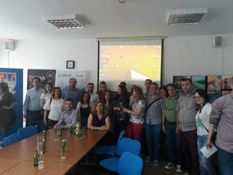Posjeta omladinskih udruženja iz Makedonije Istočnoj Ilidži