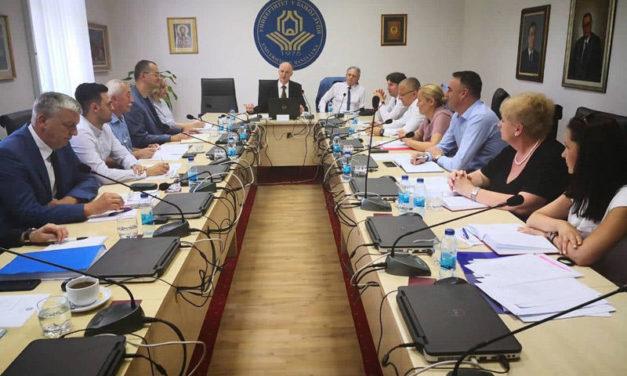 Održan zajednički rektorski kolegijum dva javna univerziteta