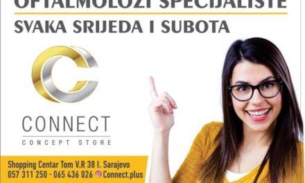 CONNECT – oftalmološki pregledi