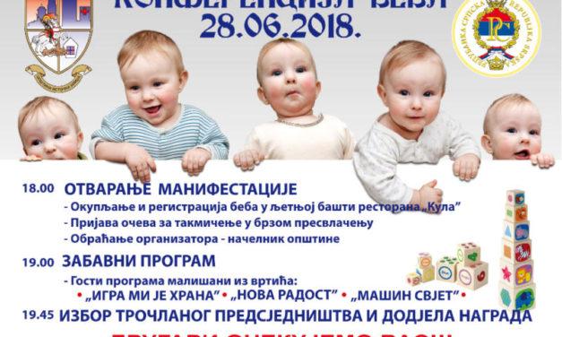 Konferencija beba – Istočna Ilidža