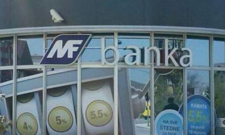 Poptisan ugovor sa MF Bankom