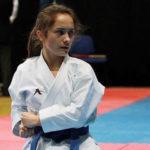 Isidora Borovčanin – velika karate nada