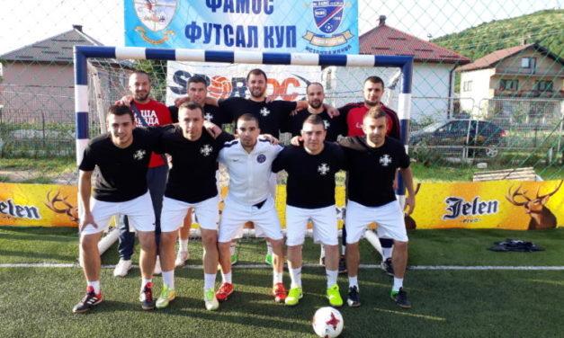 """Prvi """"Famos futsal kup"""" Istočna Ilidža 2018"""