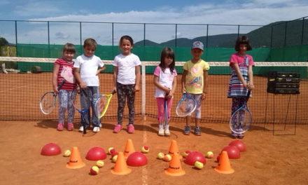 Škola mini tenisa