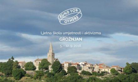 Ljetna škola umjetnosti i aktivizma u Hrvatskoj