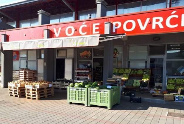 Oglas: Zelenara u Tržnici traži radnika