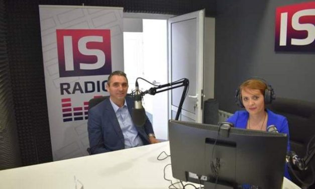 Gradski radio – IS radio počeo emitovanјe internet program